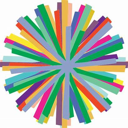 Colorful Starburst Clipart Clip Openclipart Clker Cliparts