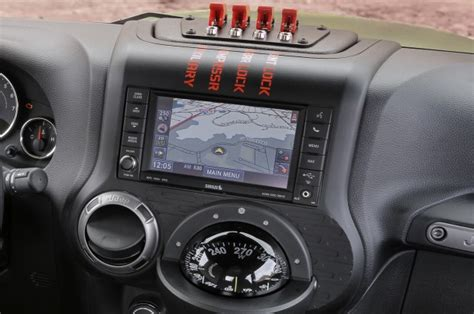 jeep truck concept interior watch video of the crew chief 715 the most viable