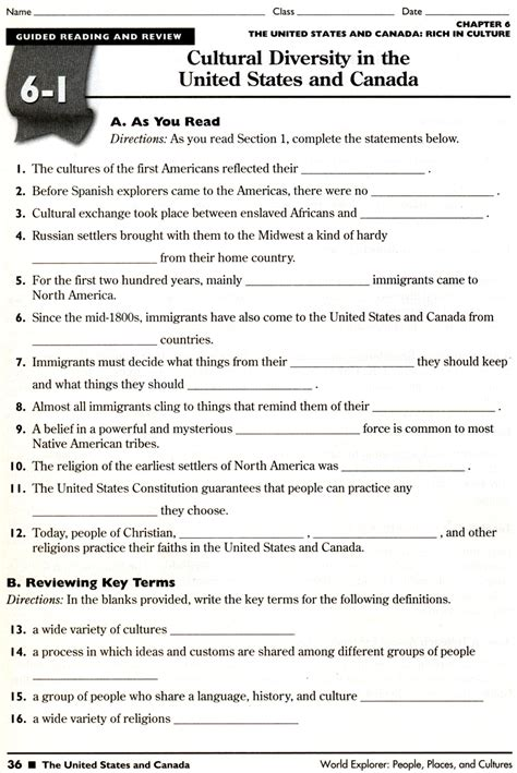 7th grade social studies worksheets free worksheets