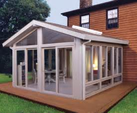 Cdhi Patio Enclosure Sunroom Enjoying the Scenery with Enclosed Porch Kits