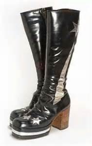 1970 Disco Fashion Shoes