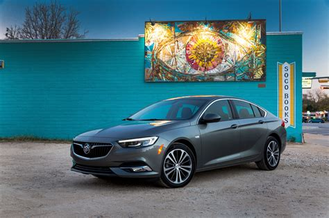 2019 buick regal sportback gets new avenir trim level gm