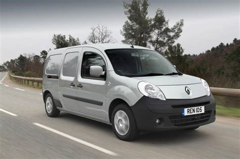Renault Kangoo Van (2010