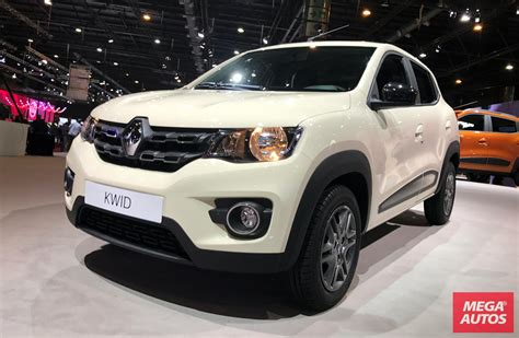 renault alaskan 2017 renault presentó el kwid en argentina mega autos