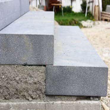 blockstufen beton anthrazit preise blockstufen aus beton setzen anleitung