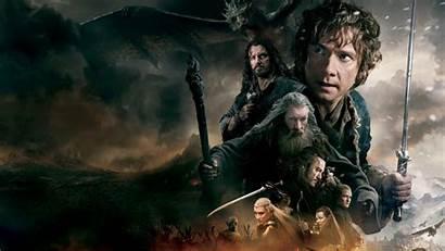Hobbit Five Armies Battle Wallpapers 1366