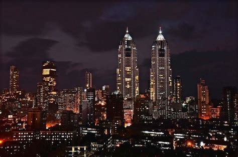 Hafeez Contractor The Imperial I & II   The Twin Towers at