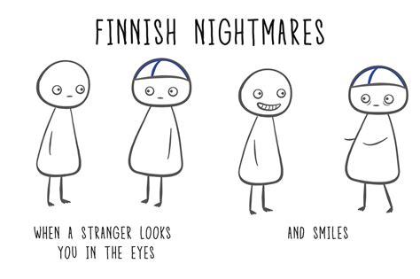 Finnish Nightmares  postcards   Isoisän puulelut
