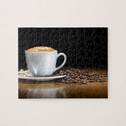 Create, play, share jigsaw puzzles and compete with other users. Coffee Jigsaw Puzzle - coffee custom unique special | Jigsaw puzzles, Puzzle, Painting