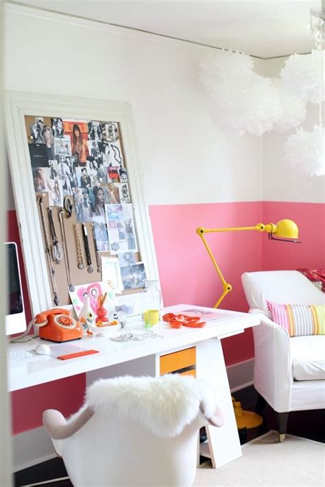 Get inspired by these 50 small but mighty decorating tips and try them yourself. The Latest Decor Trend: 29 Half-Painted Wall Decor Ideas - DigsDigs