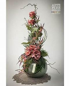 Composition Fleurs Séchées : composizioni floreali cerca con google bytov dekor cie pinterest composition florale ~ Teatrodelosmanantiales.com Idées de Décoration