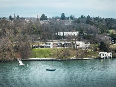 Haus Kaufen Riehen Schweiz by Unique Lakefront Property In Genthod Switzerland