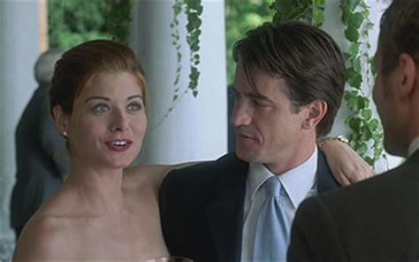 Debra Messing And Dermot Mulroney In The Wedding Date (2005