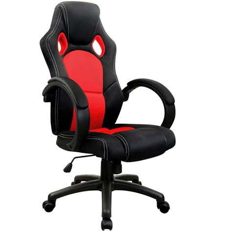 chaise de bureau baquet siège gaming
