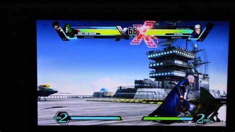 Umvc3 Don Mega Morrigan Doom Stryder Vs Cripple