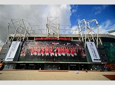 Old Trafford Stadium in Manchester Thousand Wonders