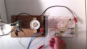 Dc Motor Position Control With Pi Controller