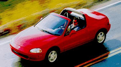how to learn about cars 1995 honda del sol parking system 1995 honda del sol review