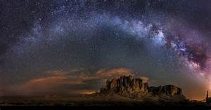 Beautiful Places on Earth - Part L (Milky Way / Andromeda ...