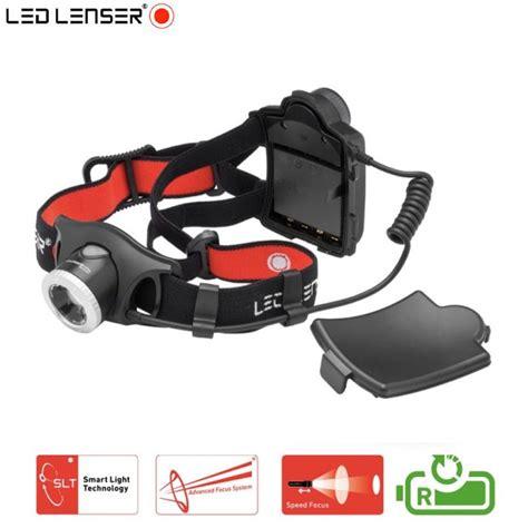 led lenser h7r 2 pro le frontale rechargeable 300