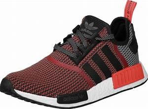 Adidas NMD R1 Schuhe Schwarz Rot Im WeAre Shop
