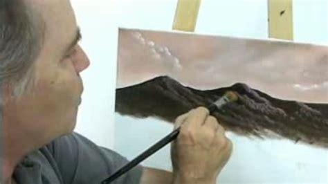 comment peindre une toile a l acrylique comment peindre des montagnes et des sapins dessin musique