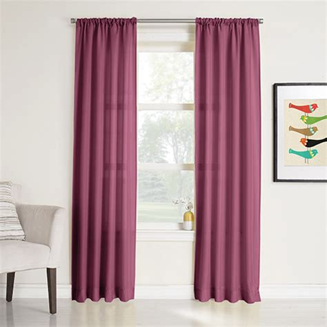 Boscovs Window Curtains by Sheer Curtains Drapes Boscov S