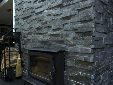 Xl Stack Stone Stacked Stone Wall Cladding Large