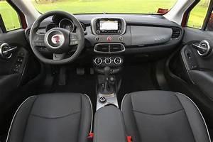 Fiat 500 Interieur : essai fiat 500x l 39 amour l 39 italienne ~ Gottalentnigeria.com Avis de Voitures
