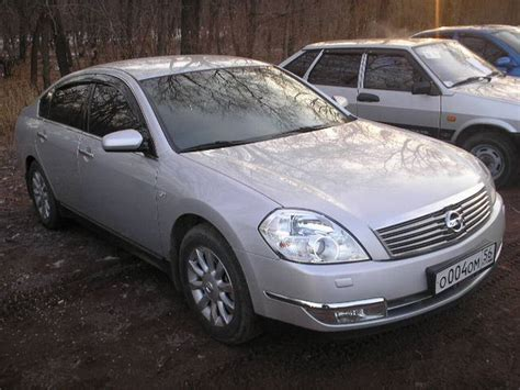 Nissan Teana Wallpapers by 2007 Nissan Teana Wallpapers 2 3l Gasoline Ff