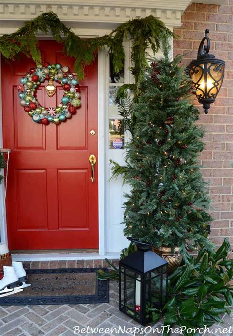 porch trees for porch decorating ideas