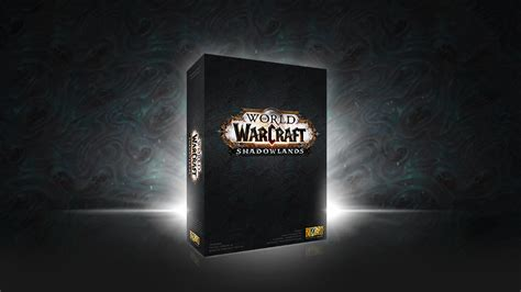 shadowlands wow warcraft edition base pre level expansion blizzard nouvelle extension heroic overview epic fecha lanzamiento races vorbestellen jetzt editions