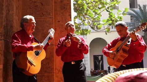 Original album cover art of cuban music: Trio at Hotel National in Havana doing a Traditional Cuban ...