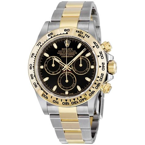 rolex submariner two tone steel yellow gold blue rolex cosmograph daytona steel and 18k yellow gold oyster