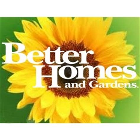 Better Homes And Gardens by Better Homes And Gardens