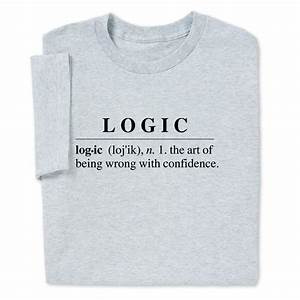 It all makes se... Maths Logic Quotes