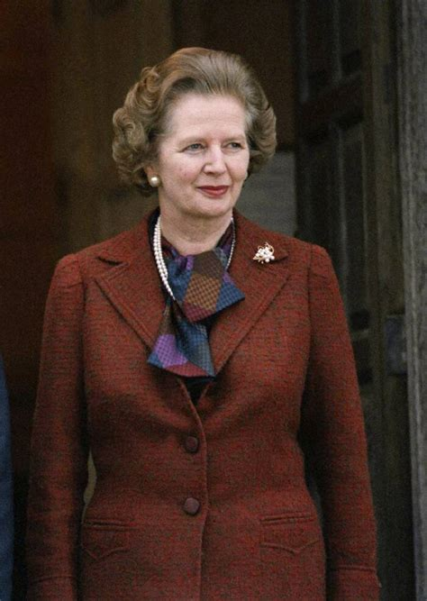 britains iron lady margaret thatcher dies   picture