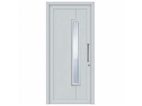 Porta D Ingresso In Vetro by Porta D Ingresso In Pvc Per Esterno Su Misura Con Pannelli