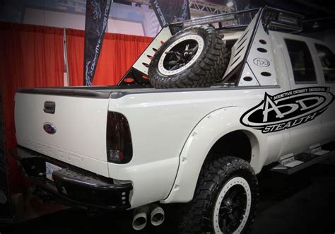 buy stealth chase rack tire carrier  addoffroad
