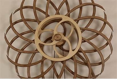 Kinetic Sculptures Roy Wood David Woodworking Dimensions