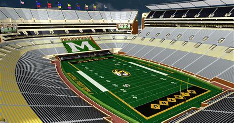 mizzousec stadium expansion