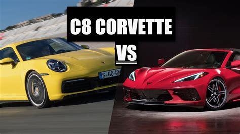Expert reviews reviews from cargurus experts. HD Wallpaper 2020: 2020 Corvette C8 Vs Ferrari