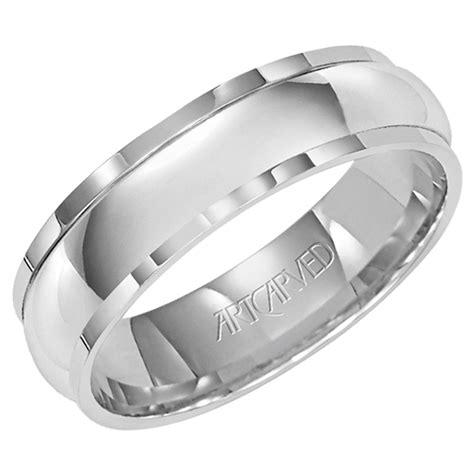 cheap mens white gold wedding bands wedding  bridal