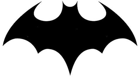 batman logo cake template printable batman logo clipart best
