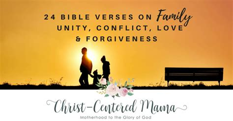 bible verses  family unity bible verses  family