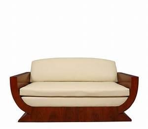 Canapé Art Déco : meubles art d co reproductions de mobilier art deco ~ Dode.kayakingforconservation.com Idées de Décoration