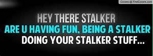 Funny Stalking Quotes. QuotesGram