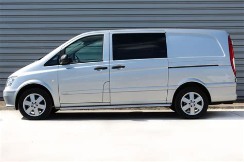 Mercedesbenz Vito Sport 116cdi Sport 5 Seater Day Van For