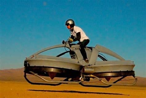 Flying Hovercraft Bike By Aerofex