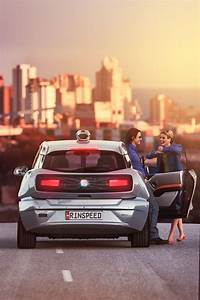 Rinspeed's Autonomous BMW i3 Called Budii Features Some ...